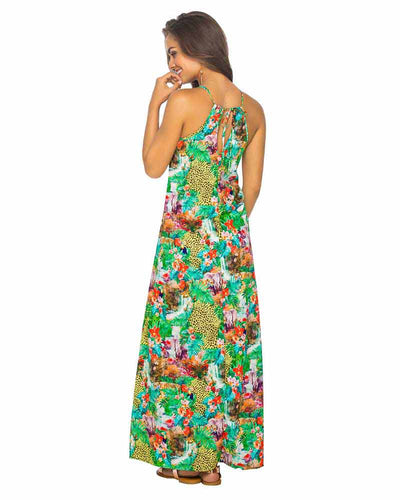 SOUTHSIDE LONG DRESS PHAX PF11810338-300