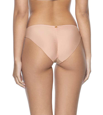 PINK SAND BASIC RUCHED BOTTOM PILYQ PSN-211F