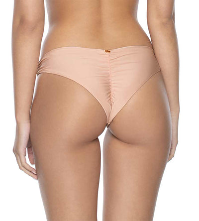 PINK SAND BASIC RUCHED BOTTOM PILYQ PSN-211T