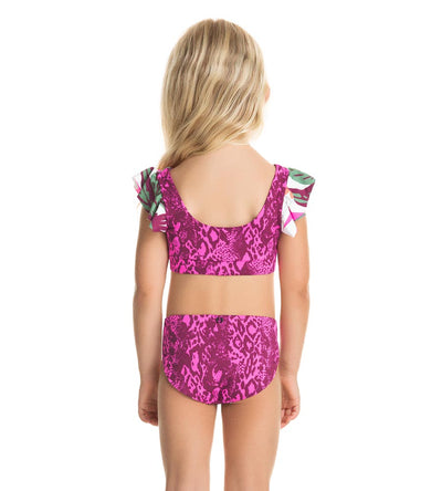 PINKISH STARDUST GIRLS BIKINI SET MAAJI 3243KKB001