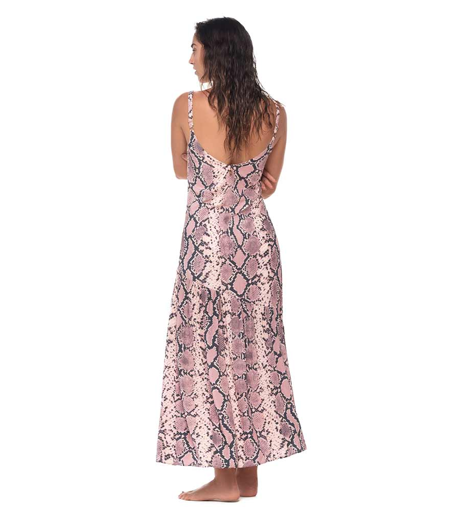 PITON SEA CAMELUS MAXI DRESS BY MALAI