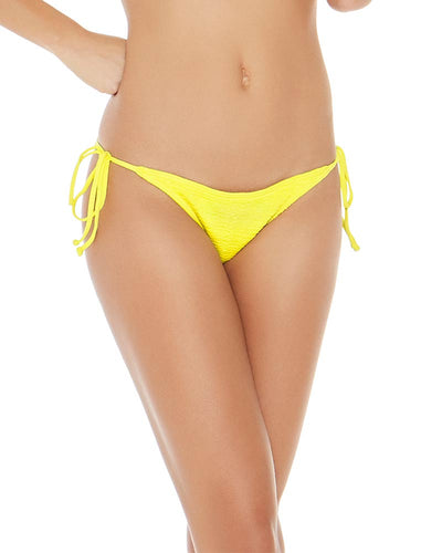 PUCKER UP CANARY YELLOW LILY BOTTOM LSPACE PKLIC18-CAY