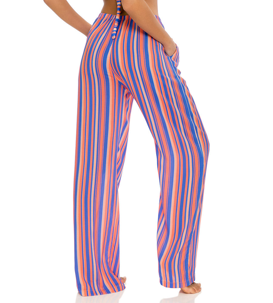 PLAYTIME ROYAL FLARE PANTS LULI FAMA L634N80-518