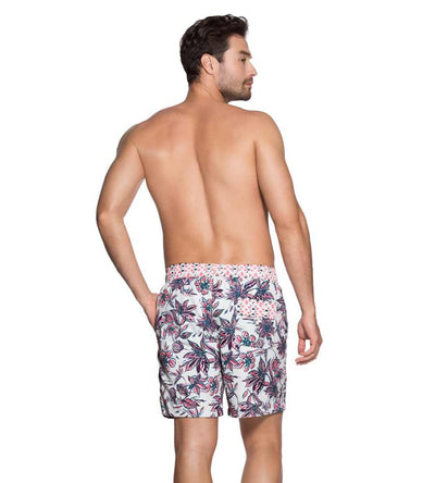 HAWAIIAN VIBES SWIM SHORT ONDADEMAR PN2198-BAYP