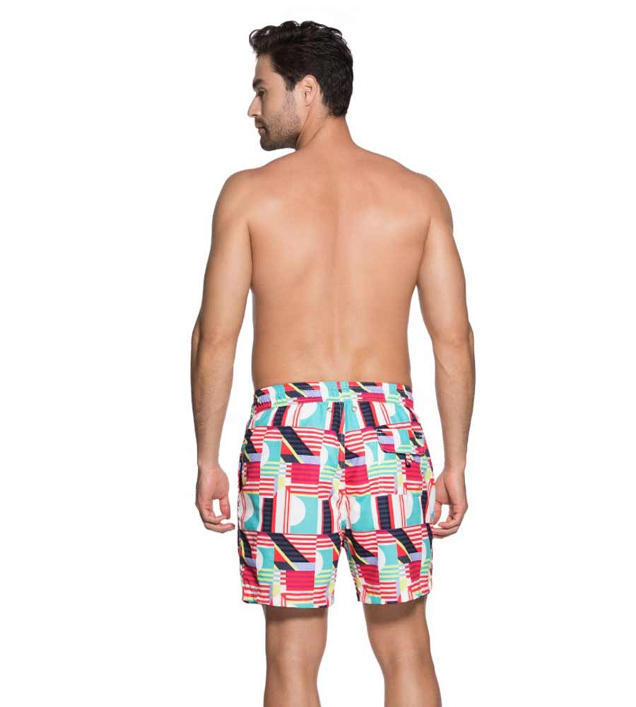 RETRO VIBES SWIM SHORT ONDADEMAR PN2204-BAYP