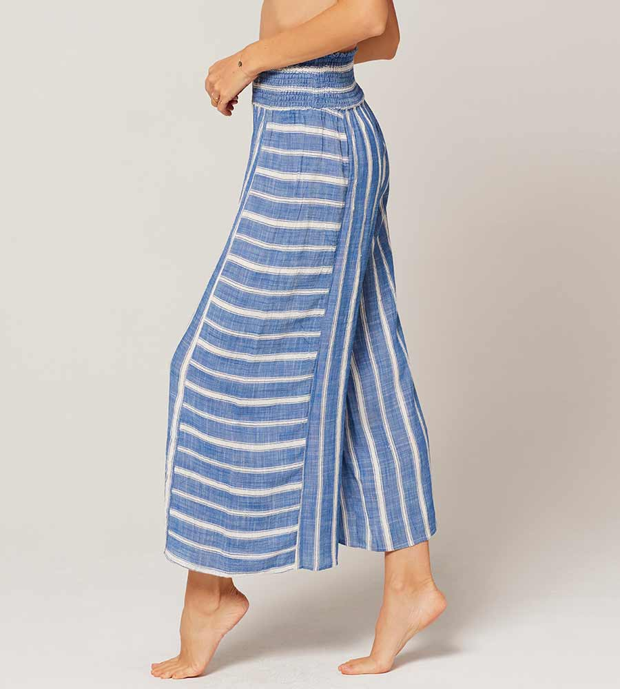 POOLSIDE STRIPE WILLA PANT LSPACE WILPA20-PSS
