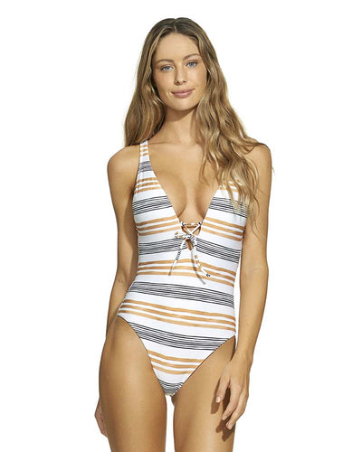 POTOSI TIED ONE PIECE VIX 208-568-001