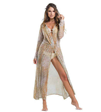 PYTHON DELIGHT COVER UP PARADIZIA PYT060