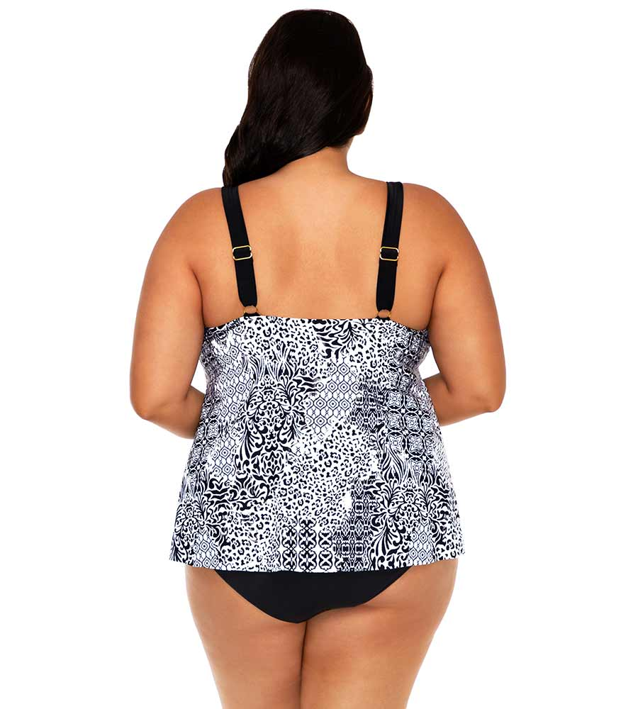 RENAISSANCE SADIE TANKINI TOP SUNSETS ESCAPE 584TRENAI