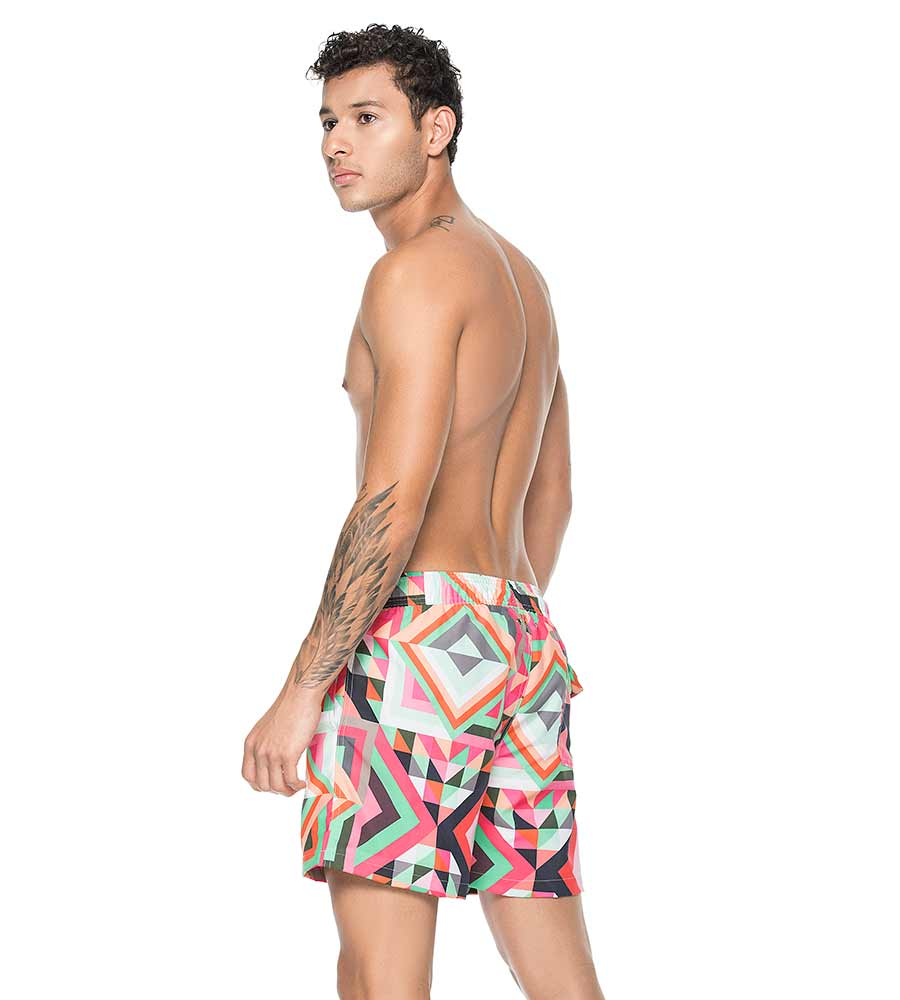 RETRO POP SWIM TRUNKS PHAX PF11780001-810