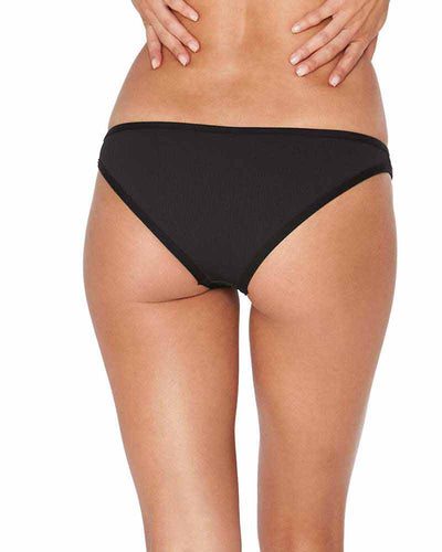 RIDIN HIGH RIBBED BLACK COSMO BOTTOM LSPACE RHCOC17-BLK