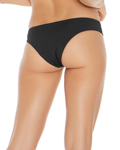 RIDIN' HIGH RIBBED BLACK PIXIE BOTTOM LSPACE RHPIB18-BLK