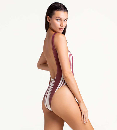 RHUBARB CLASSIC ONE PIECE TOUCHE 0E33001