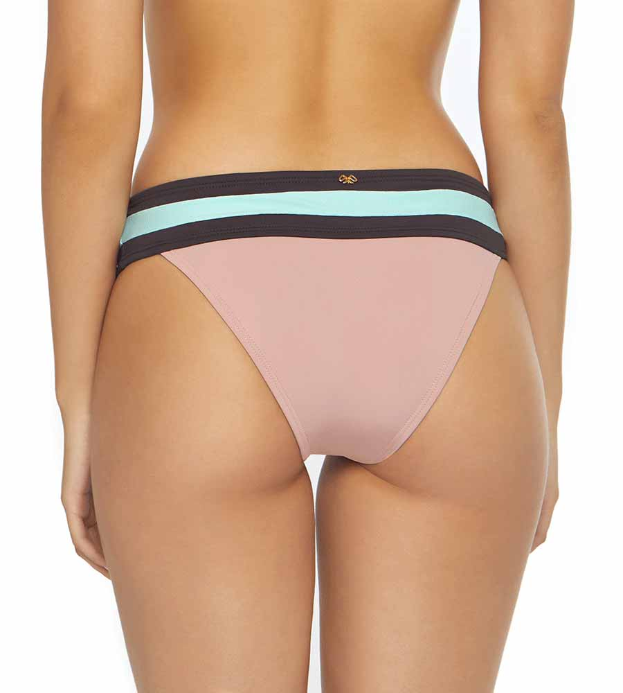 RIVIERA BANDED COLOR BLOCK BOTTOM BY PILYQ