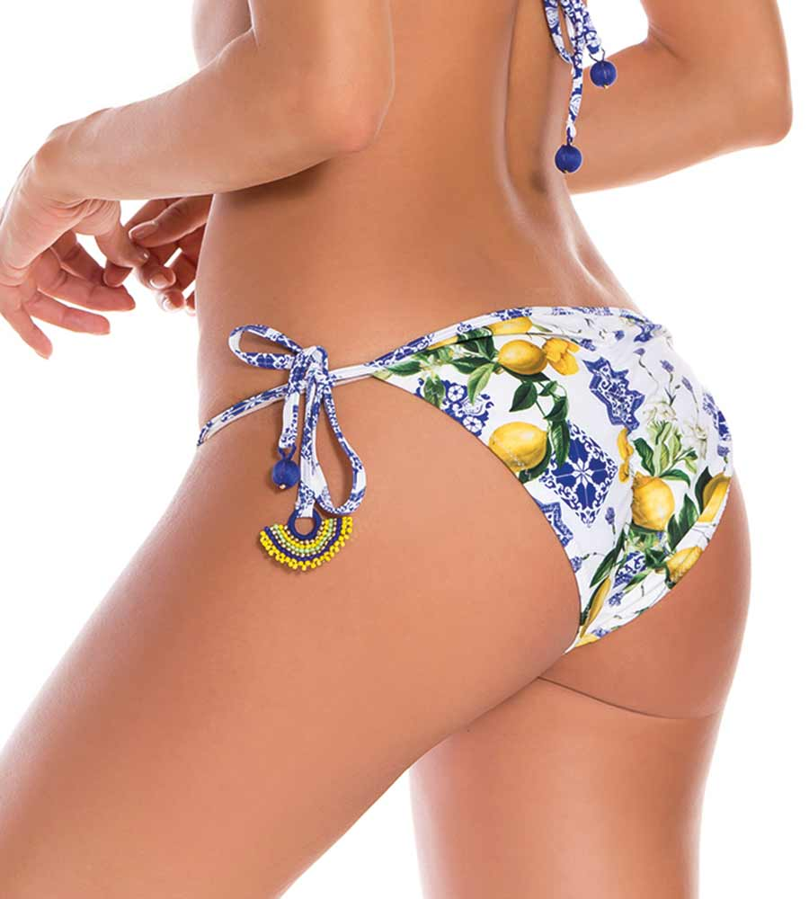 RIVIERA TIE SIDE BOTTOM BY MILONGA