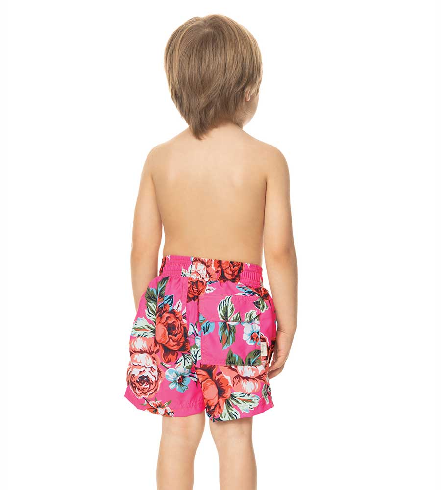 ROSES AND ROSES BOYS SWIM TRUNKS MAAJIRASH-GUARD-SHIRTS 9086KST027