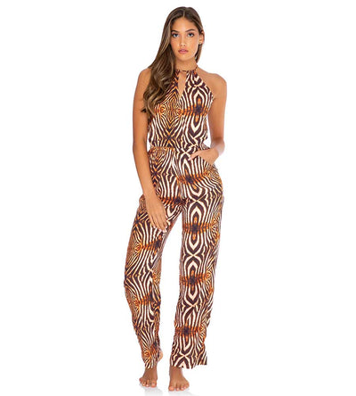SAFARI DREAMS SENORITA JUMPSUIT LULI FAMA L649G73-007