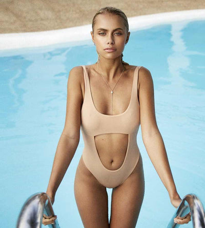 SAND THAT SPORTY VIBE ONE PIECE MONICA HANSEN MHB-54SA
