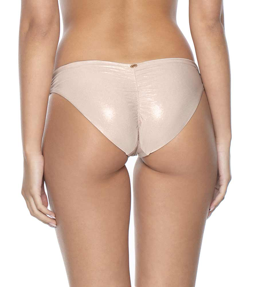 SEASHELL BASIC RUCHED BOTTOM BY PILYQ