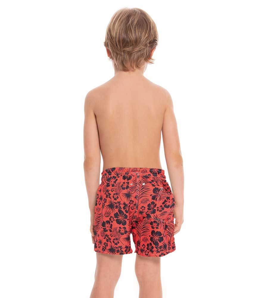 SELVA BOYS SWIM TRUNKS MILONGA SEKTR2