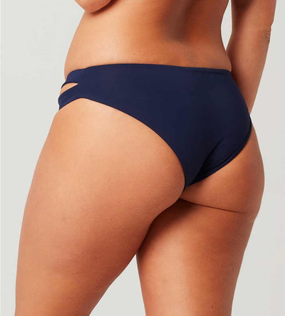 SENSUAL SOLIDS MIDNIGHT BLUE ESTELLA BOTTOM BY LSPACE