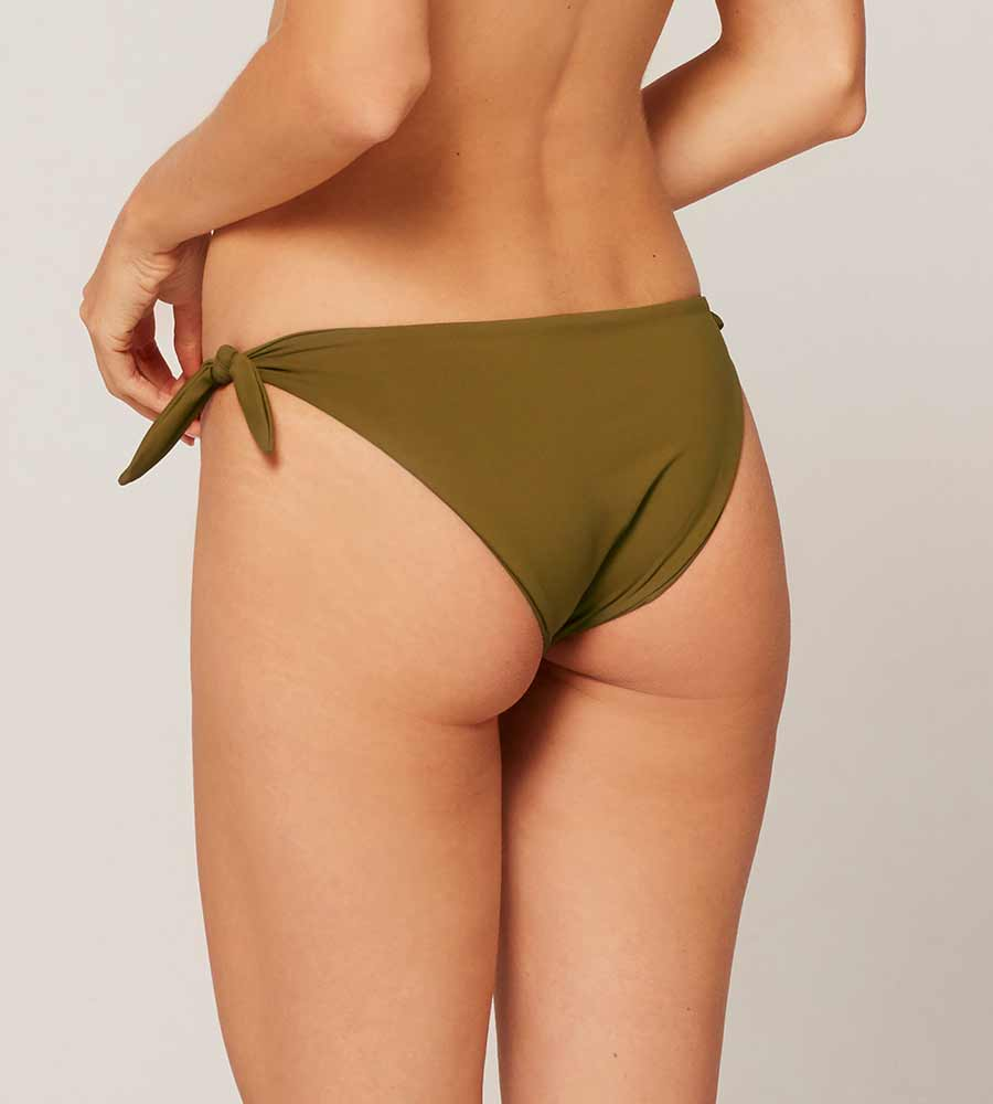 SENSUAL SOLIDS MOSS CARUSO BOTTOM LSPACE LSCSC19-MOS