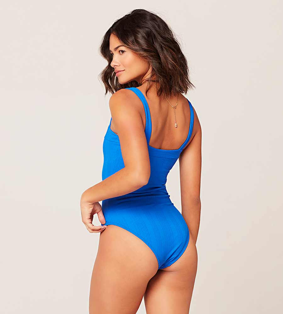 SENSUAL SOLIDS ROYAL CHA CHA ONE PIECE LSPACE PTCCMC20-ROY