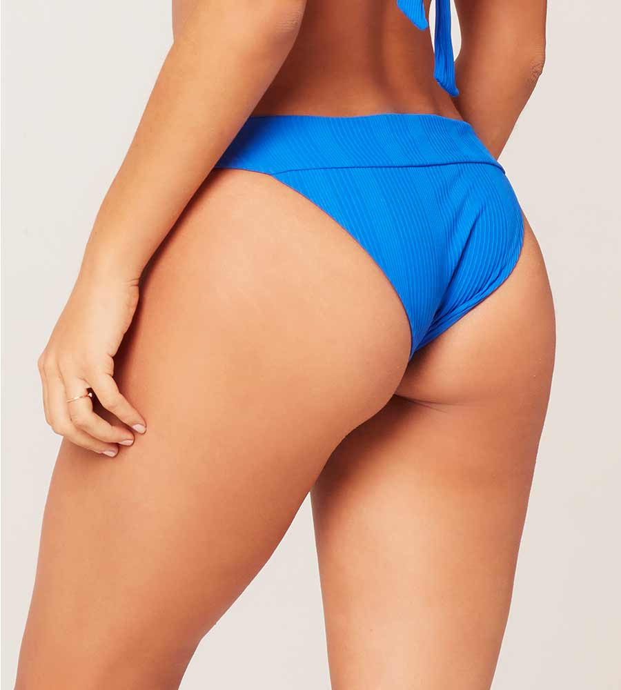 SENSUAL SOLIDS ROYAL VERONICA BOTTOM LSPACE PTVEC20-ROY