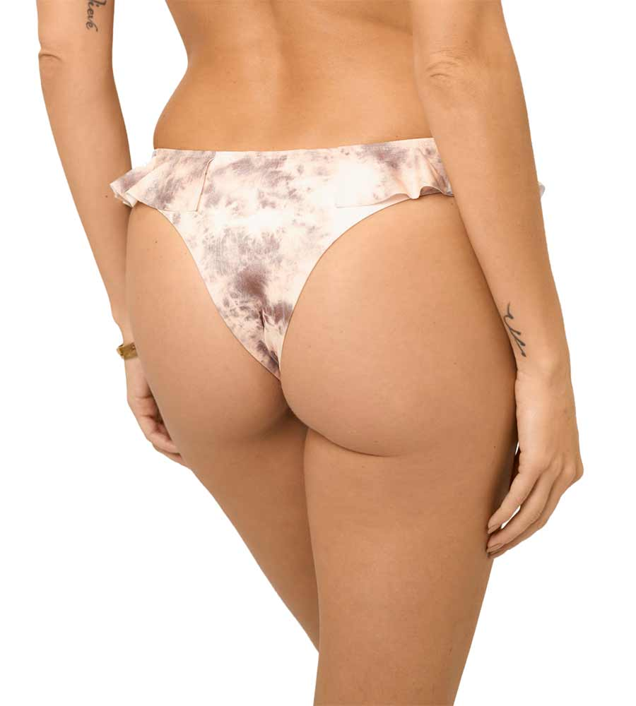 SOPHIE BOTTOM BLUSH TIE DYE SOAH SOPHIE BOTTOM BLUSH TIE DYE