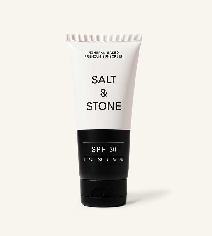 SPF 30 SUNSCREEN LOTION SALT + STONE SPF01