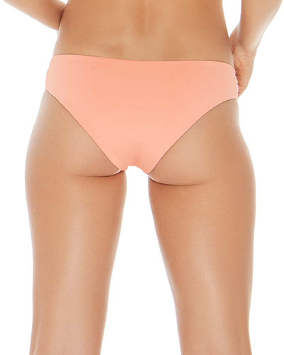 SENSUAL SOLIDS TROPICAL PEACH ESTELLA BOTTOM LSPACE SS32C14-TRP
