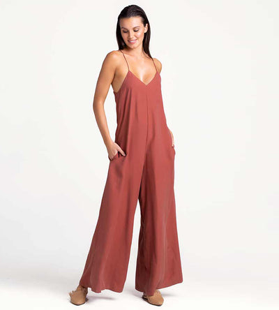 SUGAR AND SPICE LONG JUMPSUIT TOUCHE 0A63001