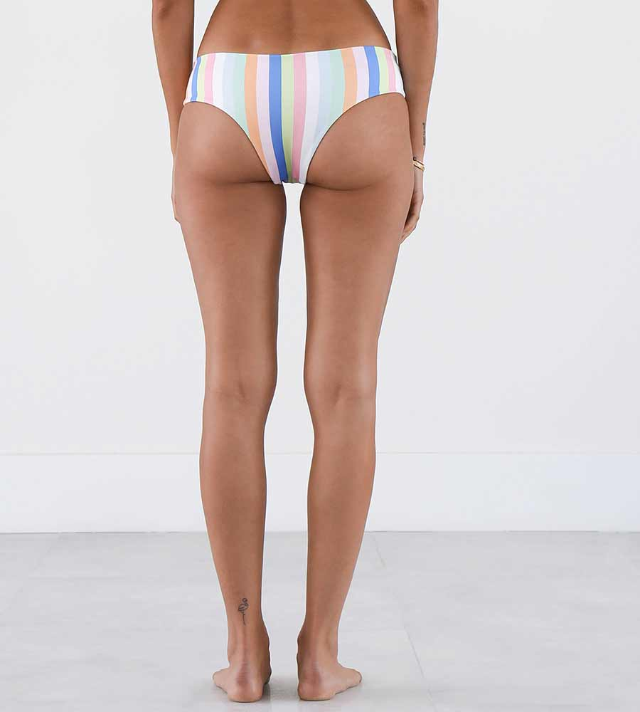 SUMMER STRIPE LULU BOTTOM NIRVANIC NW00023R