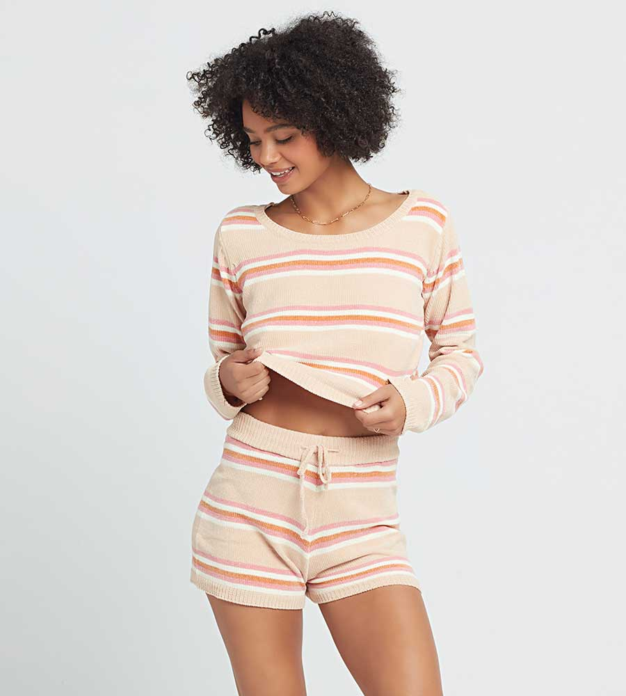 SUN SEEKER STRIPE SHORT LSPACE SUNSH20-SUN