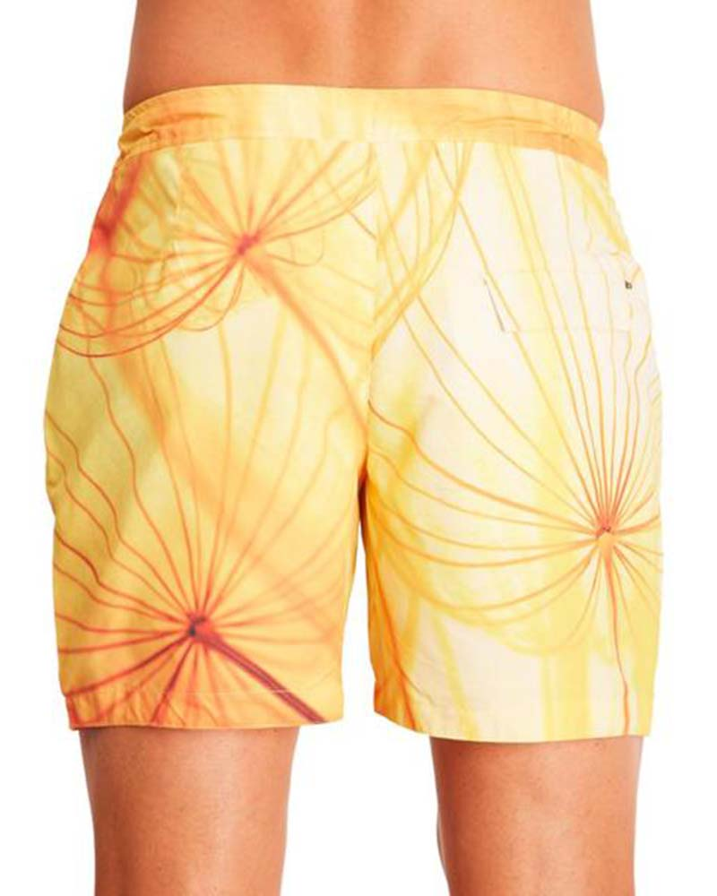 SUNBURST SWIM TRUNKS BY AQUA ET SOL