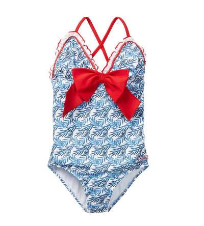 THE NATURAL BOW ONE PIECE AZUL 1996