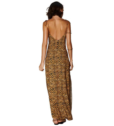 TIGER CAMI LONG DRESS VIX 346-616-001