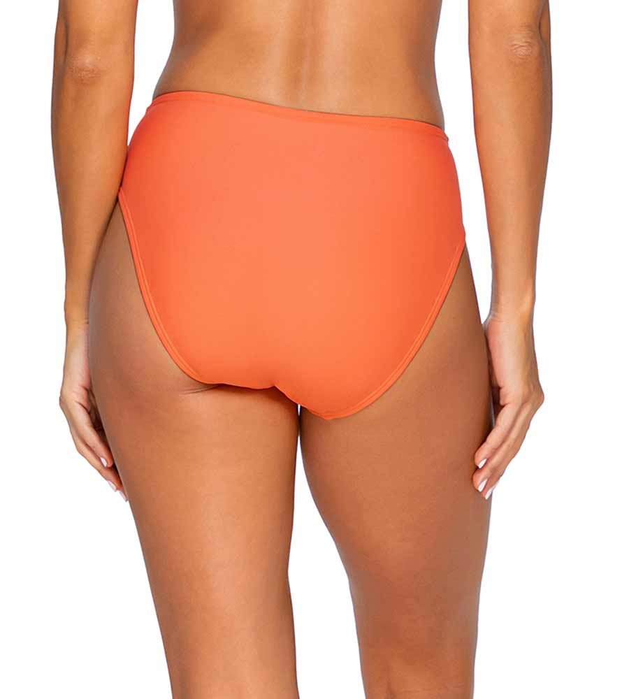 TROPICAL CORAL BASIC BOTTOM SUNSETS 25BTROCO