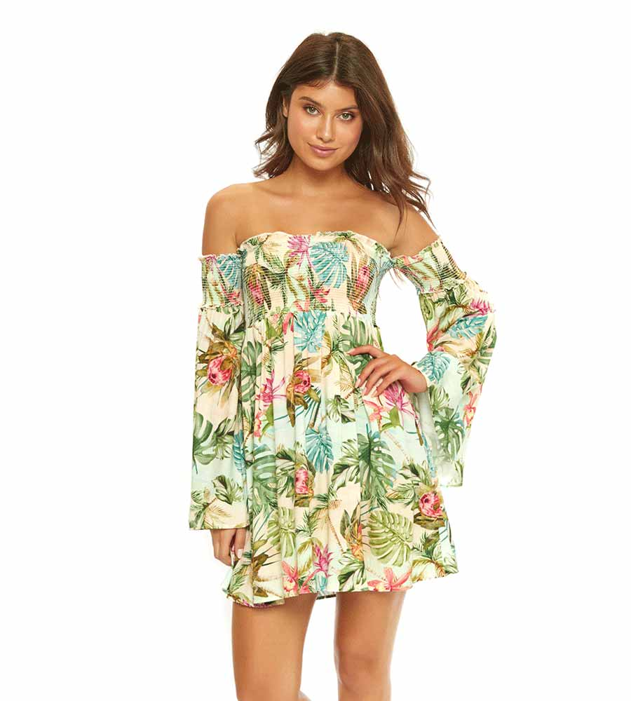 TULUM MADISON DRESS PILYQ TUL-466D
