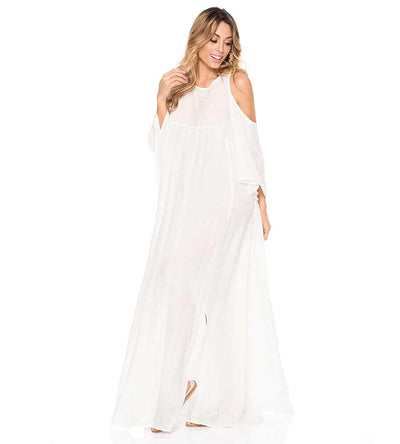 TURQOISE BAY WHITE DRESS PHAX PF11810387-100