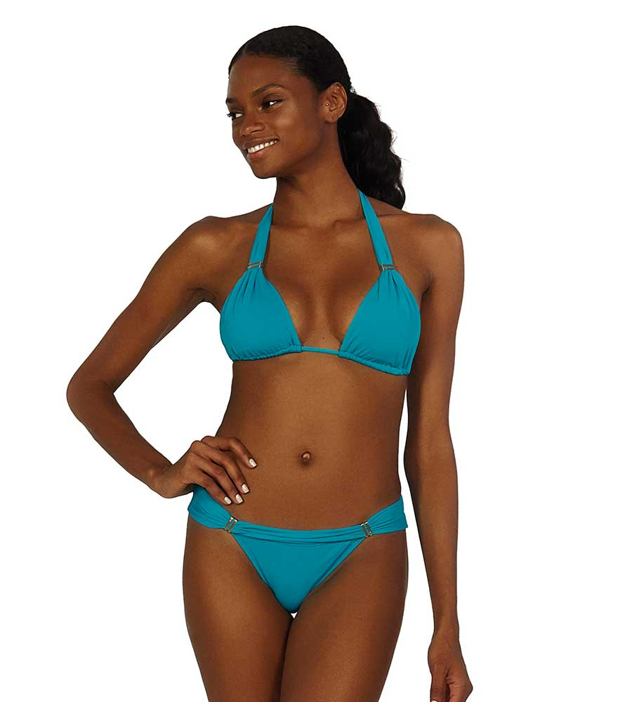 TURQUOISE BIA TUBE BOTTOM VIX 151-407-051