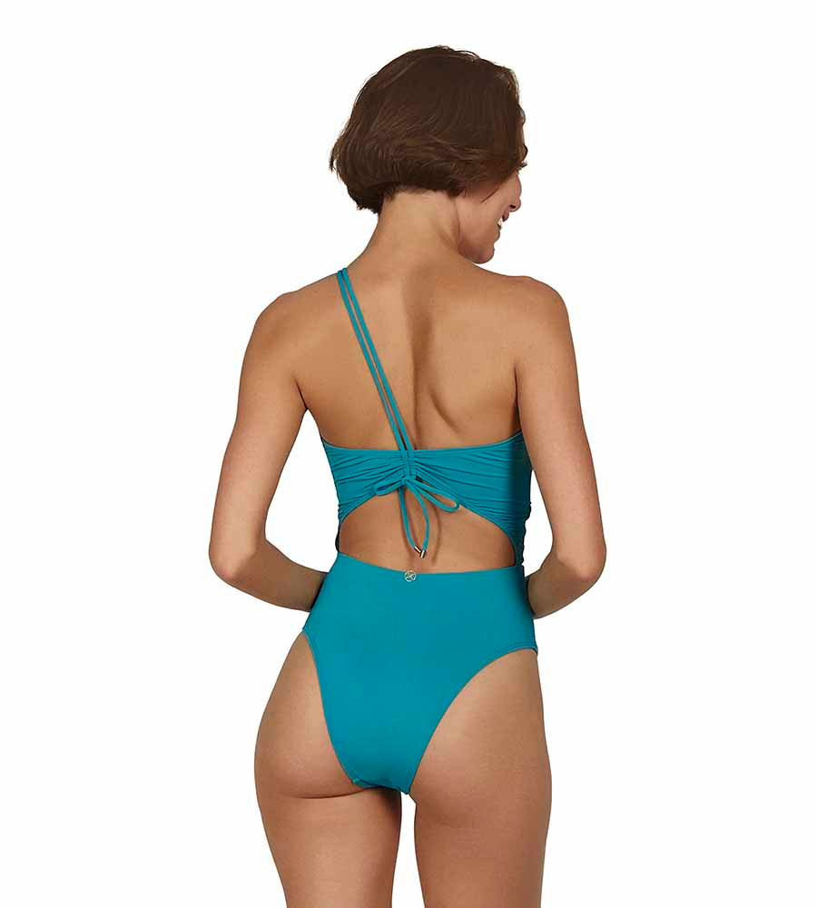 TURQUOISE GEORGIA ONE PIECE VIX 217-407-051
