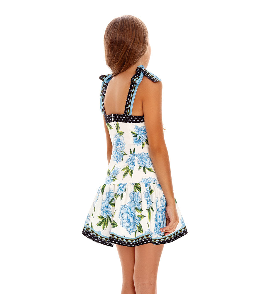 VOILA KAIO GIRLS DRESS AGUA BENDITA AN4002121-1