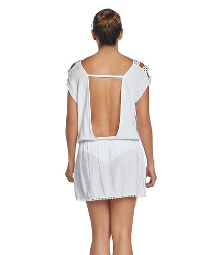 WATER LILY CAMILA COVER UP PILYQ WAT-952T