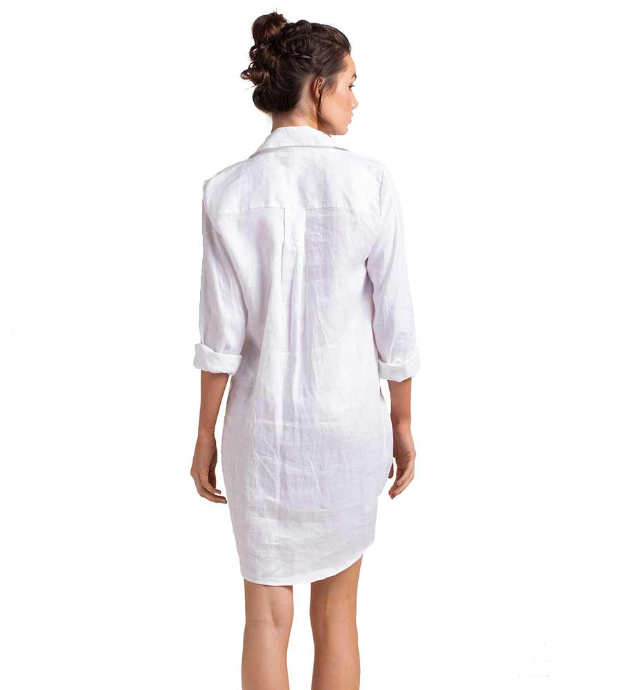 WHITE LIGHTS CAMISA SHIRT TOUCHE 0A63092