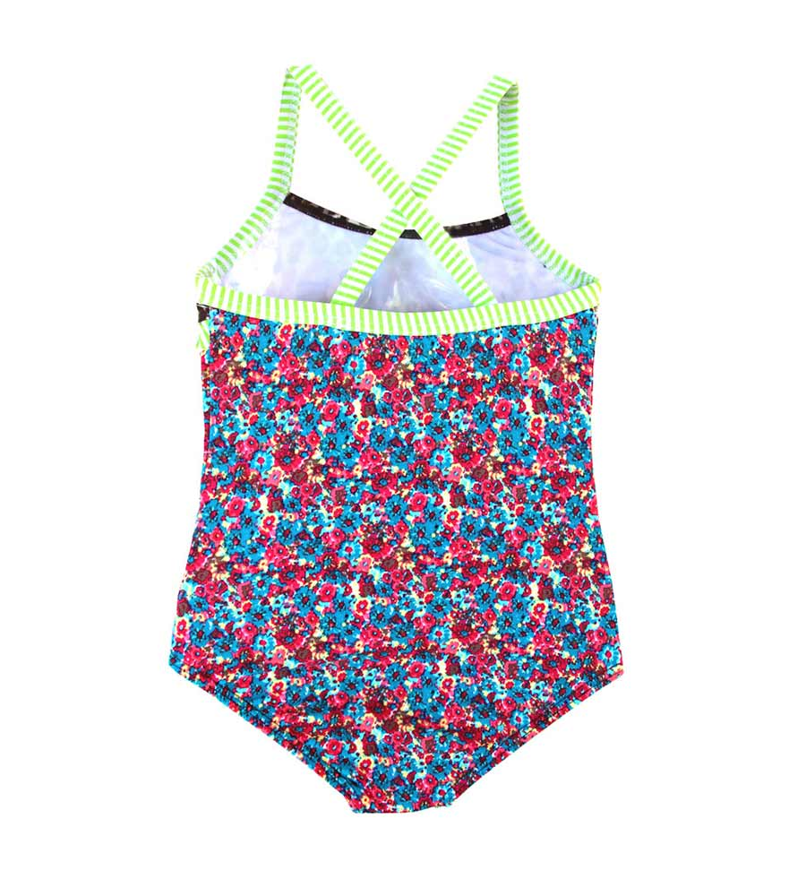 WILD AT HEART INFANT ONE PIECE AZUL 2281