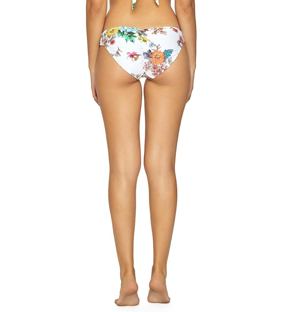 WILD FLOWER BASIC RUCHED BOTTOM BY PILYQ
