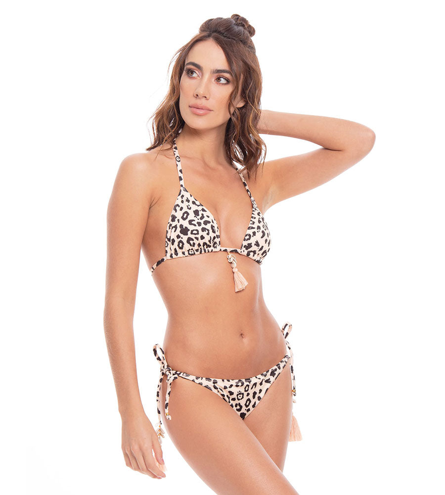 WILD TIE SIDE BIKINI BOTTOM BY MILONGA