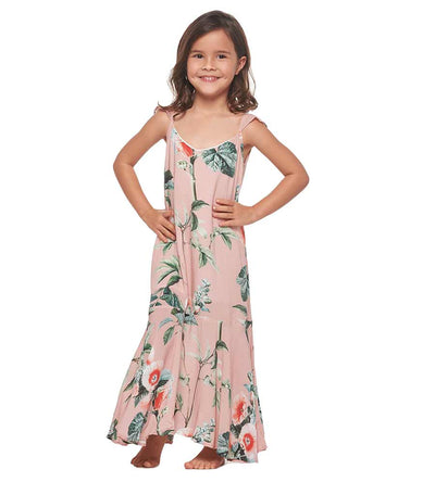 WINDFLOWER GIRLS MAXI DRESS MALAI K12033