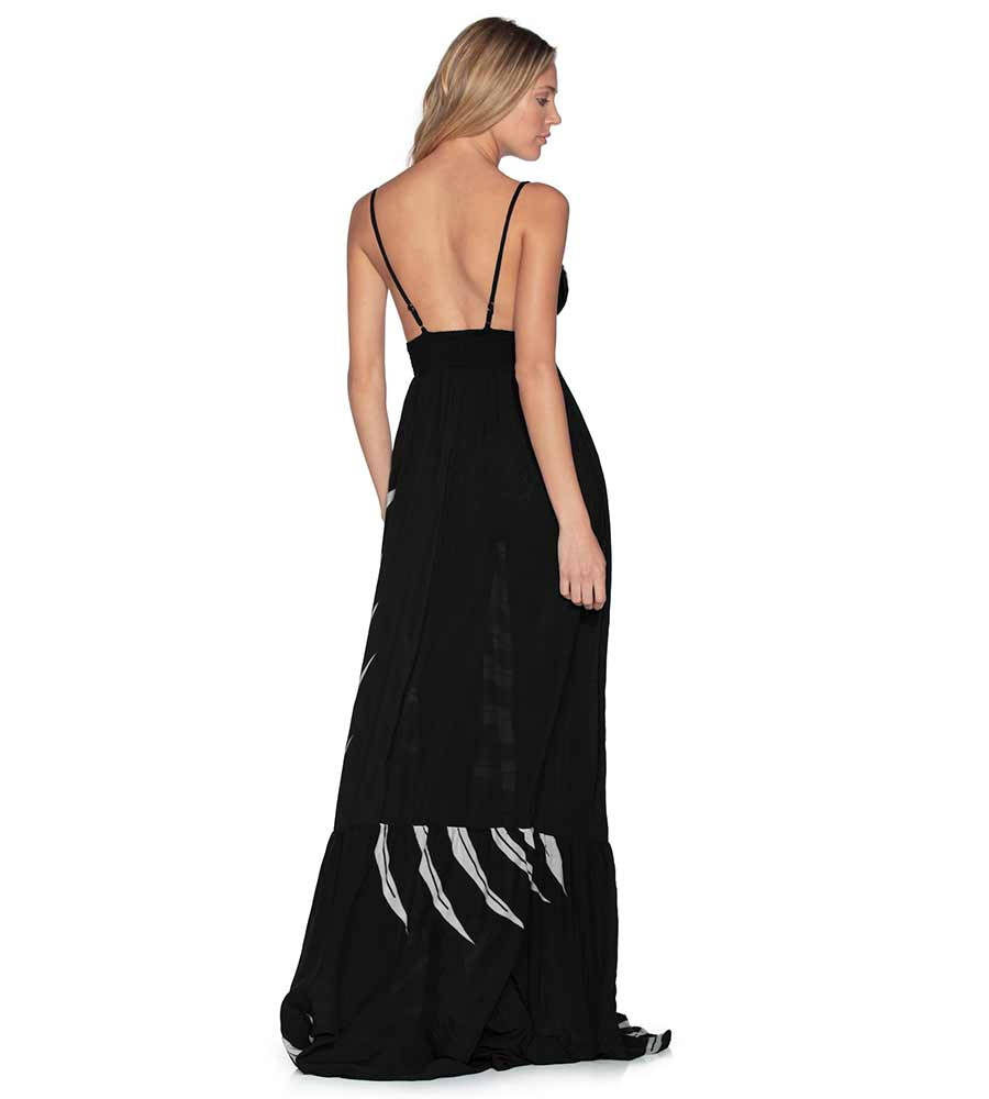 WONDERLAND LONG DRESS BY MAAJI